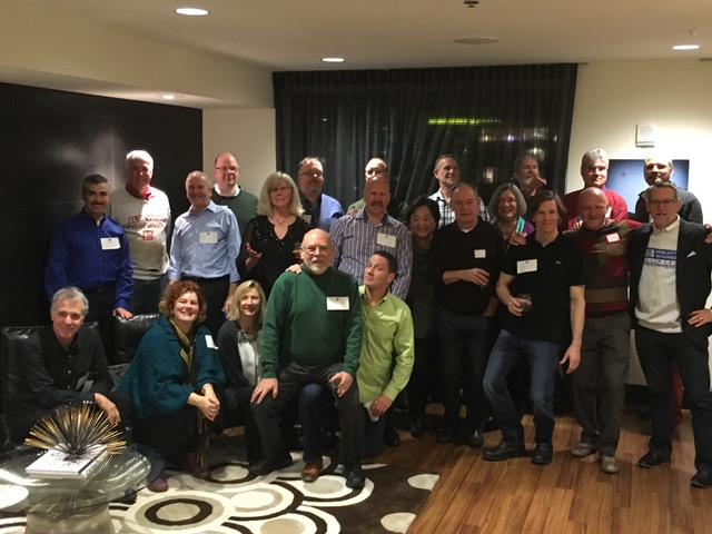 The ElseWare reunion, December 2015